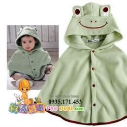 Áo choàng ếch xanh