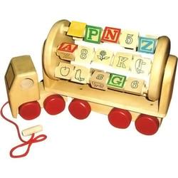 Ô tô chở chữ và số Alengkeng MT21