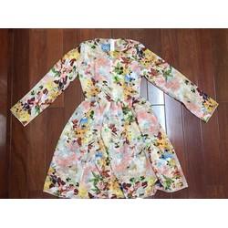 Sét Váy Hoa + Váy 2s