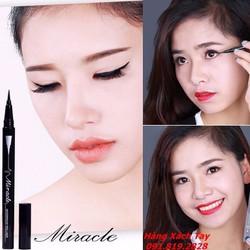Dạ kẻ mắt Miracle Waterproof Pen Liner Cellio