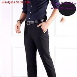 Quần kaki nam phong cách lịch lãm sang trọng QKAN108