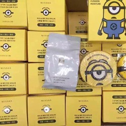 Phấn Minions Magic Cushion Moisture SPF50+ PA+++
