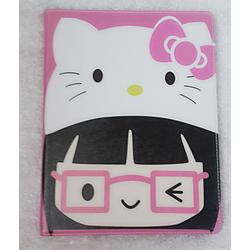 Bao Da IPAD hình hello kitty dễ thương khuyến mãi - baodakitty