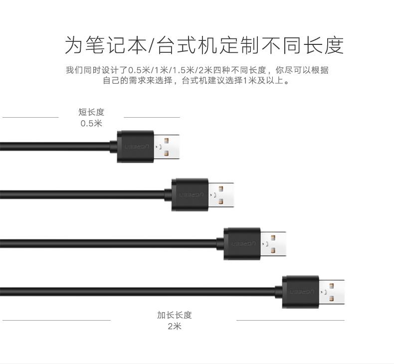 Bộ chia USB 4 cổng hỗ trợ OTG chính hãng Ugreen 20278 5