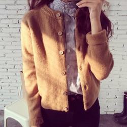 Áo len nữ dễ thương với màu sắc đẹp lạ