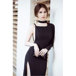 Đầm ôm body sexy Ngọc Trinh D709