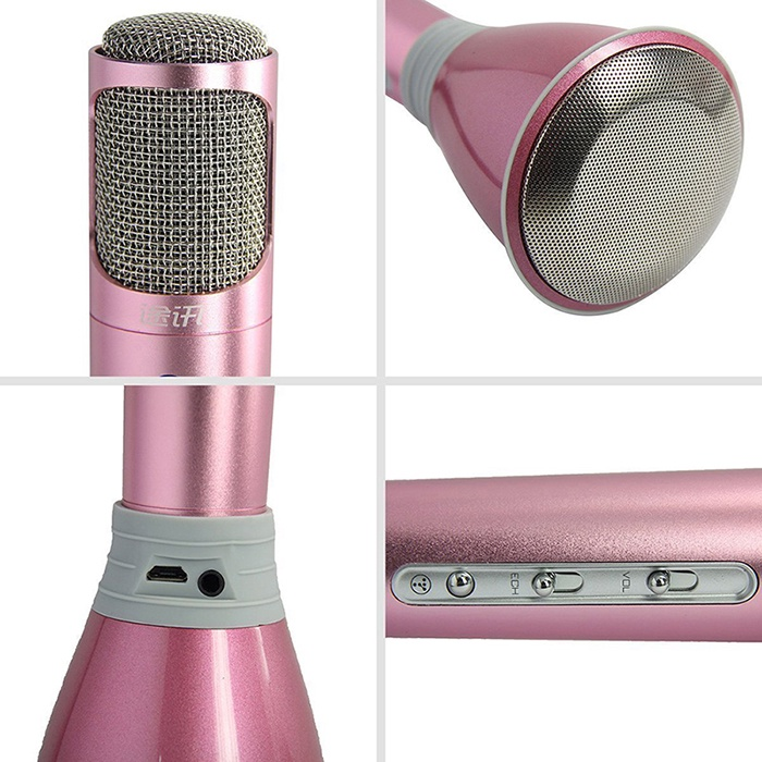 MIC KARAOKE 3IN1 MIC KARA + LOA + BLUETOOTH 11