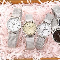 Đồng hồ OMÊGA nam- nữ dây lưới
