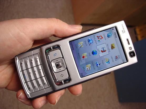 Nokia N95 3