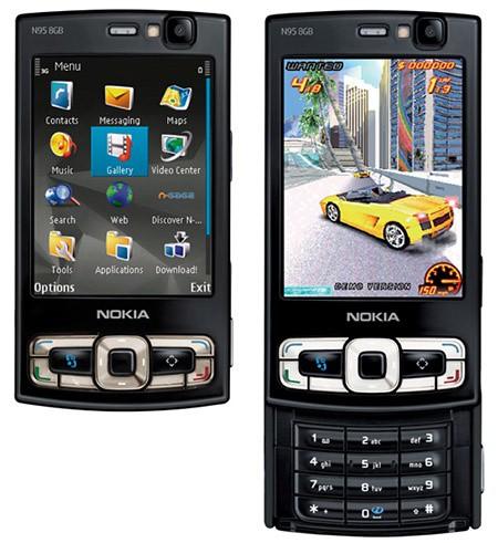 Điện Thoại Nokia N95 Chính Hãng Giá Rẻ Tại Hà Nội