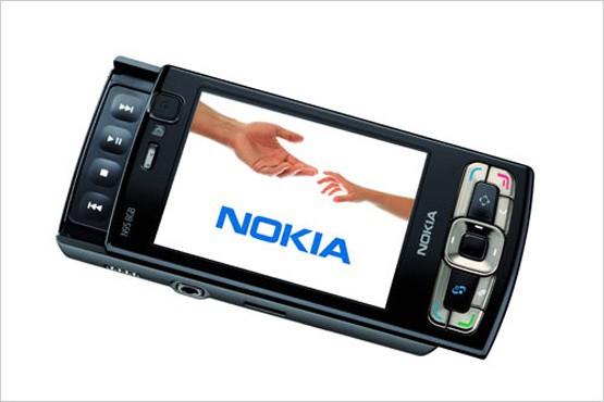 Nokia N95 14