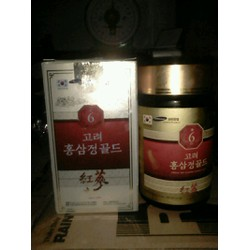 Cao hồng sâm Korean Red Ginseng Extract Gold