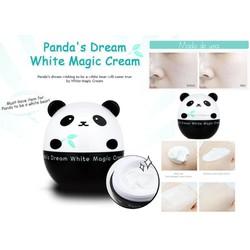 KEM DƯỠNG TRẮNG DA MẶT PANDA DREAM WHITE MAGIC CREAM - TONYMOLY