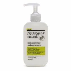 Neutrogena Purifying cream cleanser - Sữa rửa mặt + tẩy trang