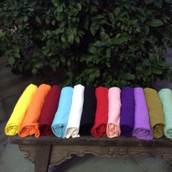Áo thun trơn nhiều màu