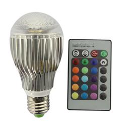 Đèn LED đổi màu 10W điều khiển từ xa RGBLED-10