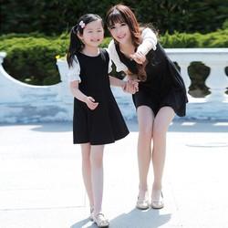 Combo mẹ và bé tiểu thư xinh sắn -TH08353