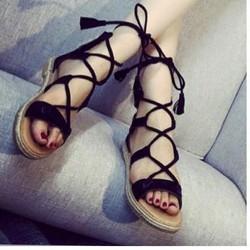 giày sandal chiến binh thô 1164