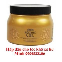 Mythic Oil Treatment hấp dầu loreal cho tóc khô xơ hư tổn 500ML