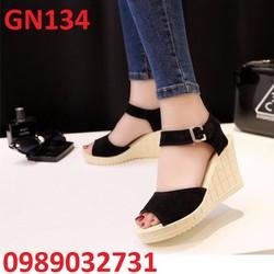Giày đế xuồng nữ cao cấp - GN134