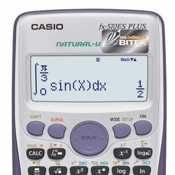 Máy tính CA-SI-O FX 570 ES PLUS