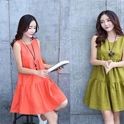 Đầm xòe 3 tầng trẻ trung năng động