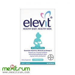 Thuốc Elevit cho mẹ sau sinh và cho con bú