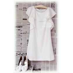 Đầm vai bèo Hàng Thái