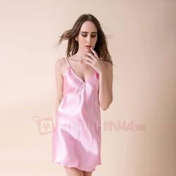 Đầm ngủ phi bóng 2 dây