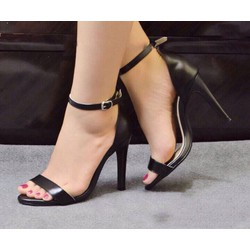 giày cao gót quai ngang mảnh mai