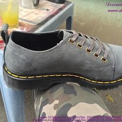 Giày Doctor nam cổ thấp phong cách sành điệu nam tính GDOC27