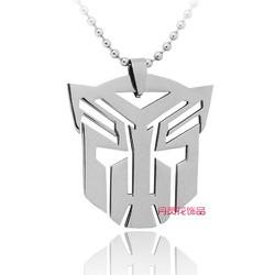 Dây chuyền inox Optimus transformer
