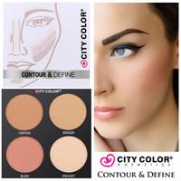Bảng tạo khối 4 ô City Color Contour Define Palette