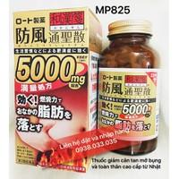 Thuốc giảm cân Roth windproof TsuKiyoshi Chijo EX5000mg Nhật -MP825