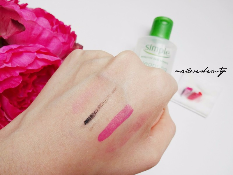 Nước Tẩy Trang Simple Kind To Skin Micellar Cleansing Water 5