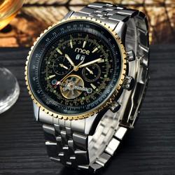 Đồng hồ cơ nam thiết kế tinh xảo độc đáo sang trọng đẳng cấp 109