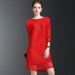 Đầm suông phong cách trẻ trung DS8324
