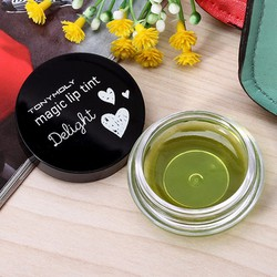Son dưỡng môi Delight Magic Lip Tint Tonymoly-green apple