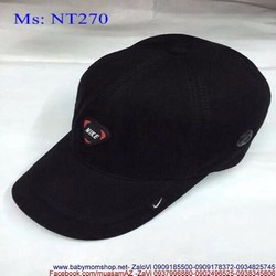 Nón lưỡi trai logo phong cách thể thao sành điệu NT270