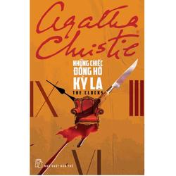 Sách - Agatha Christie - Những chiếc đồng hồ kỳ lạ