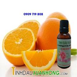 Tinh dầu cam thiên nhiên 10ml - nguyên chất