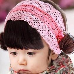 Băng đô tóc giả cho bé BD017