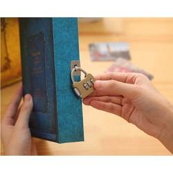 Sổ tay có khóa Magic Book