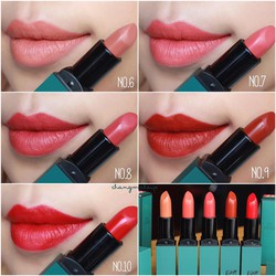 Son BBIA Last Lipstick Red Series Vỏ xanh chính hãng !