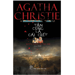 Sách - Agatha Christie - Tận cùng là cái chết