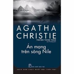 Sách - Agatha Christie - Án mạng trên sông Nile