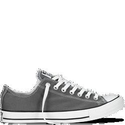 giày sneaker nữ cổ thấp màu xám