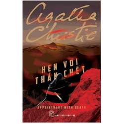 Sách - Agatha Christie - Hẹn với Thần chết