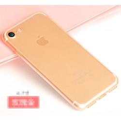 Ốp Lưng Dẻo Trong Màu IPhone 7 Có Bảo Vệ Cổng Sạc - 4.7 inch