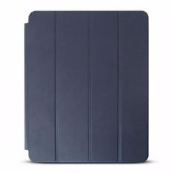 Bao da iPad 2-3-4 Smart Cover xanh navy giá thấp nhất